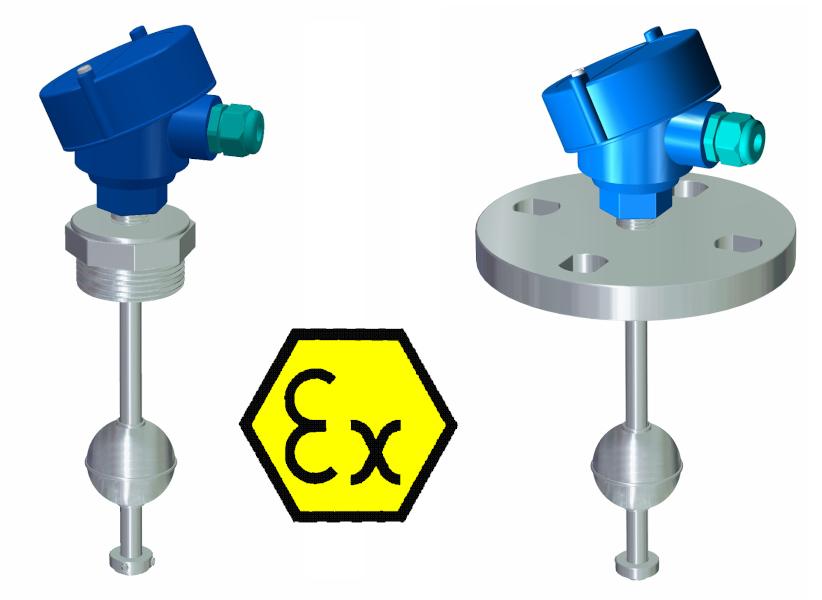 Nova caixa de connexions ATEX
